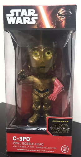 c3po - star wars bobble head