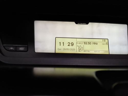c4 glx 2.0 flex, completa + automática, 2011, verde
