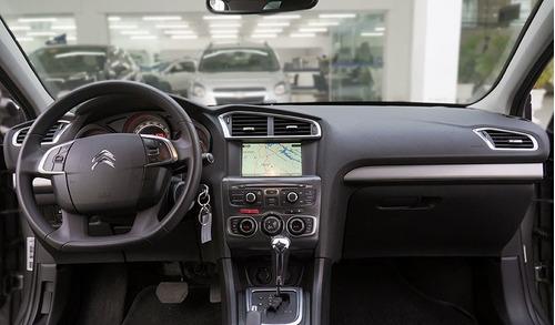 c4 lounge 1.6 tendance 16v turbo gasolina 4p automático