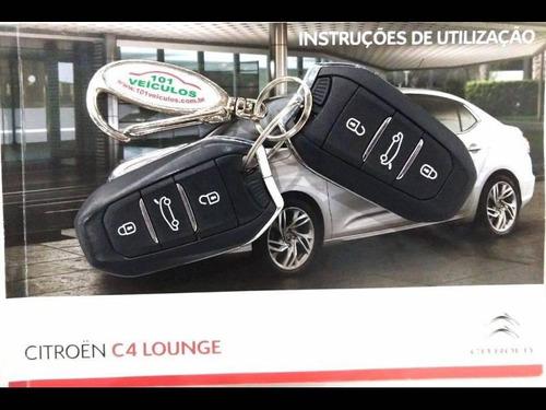 c4 lounge exclusive thp (aut). 1.6 16v