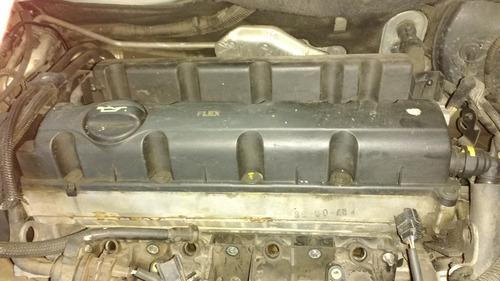 c4 pallas 2.0flex sucata motor cambio lataria retirada peças