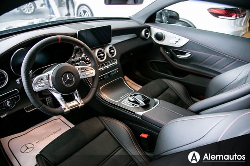 c43 amg coupe