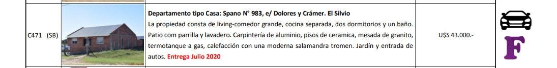 c471 - spano n° 983, e/ dolores y crámer. mar de ajo
