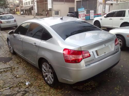 c5 2.0 mpfi exclusive 16v gasolina 4p automático 2009/2009