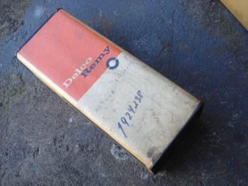 c60 64/81 - eixo do distribuidor de ignição com platinado