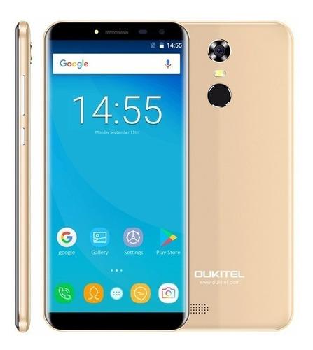 c8 oukitel aspect ratio 18:9 telemóvel 5.5  hd quad core 1.3