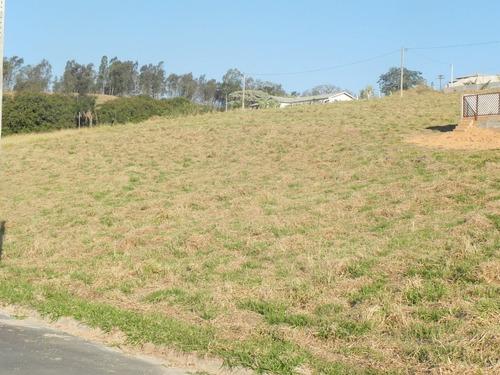 (ca) terreno em condomínio com asfalto, portaria e segurança