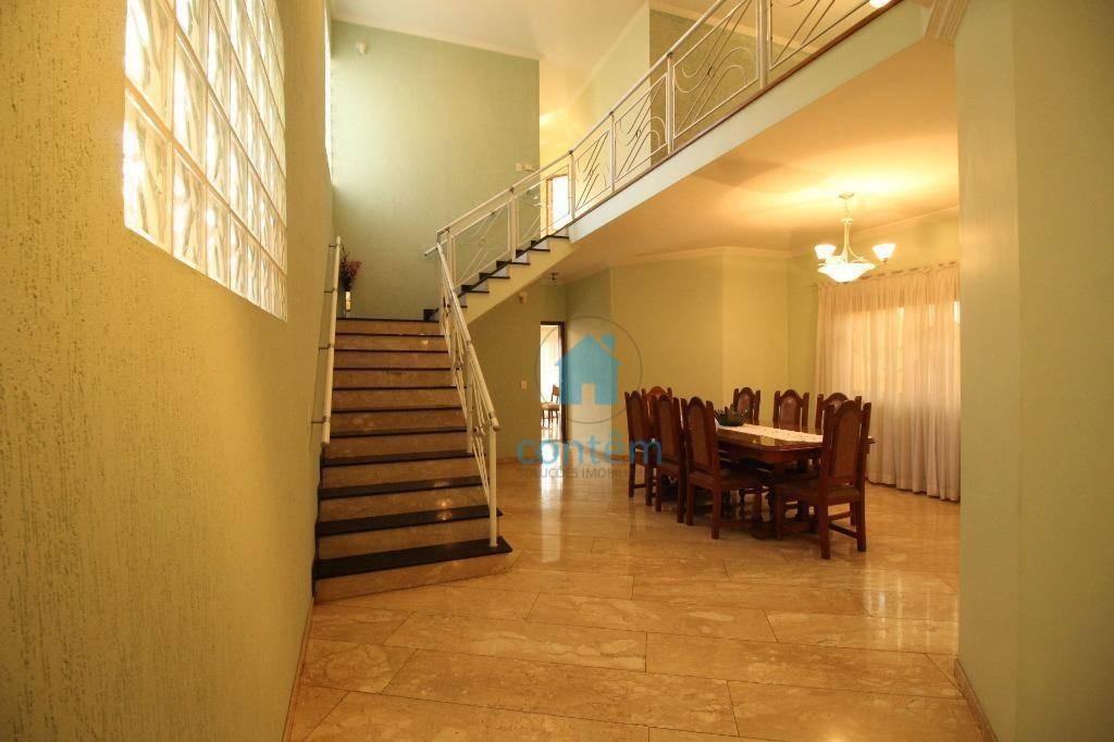 ca0270- casa com 4 dormitórios à venda, 385 m² por r$ 1.750.000 - presidente altino - osasco/sp - ca0270