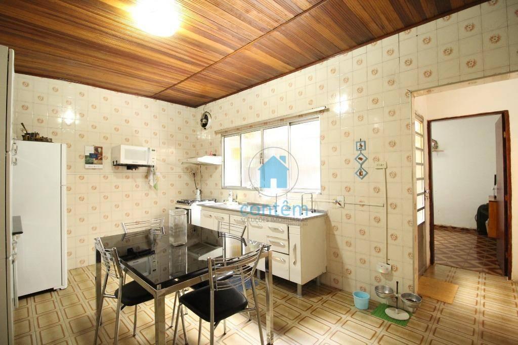 ca0283- casa com 3 dormitórios à venda, 125 m² por r$ 420.000 - km 18 - osasco/sp - ca0283