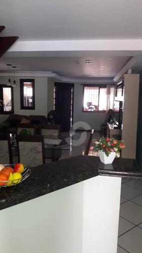ca1433  localização excepcional em piratininga (entre hortifruti e shopping barra vento) numa casa duplex (181m²) - ca1433