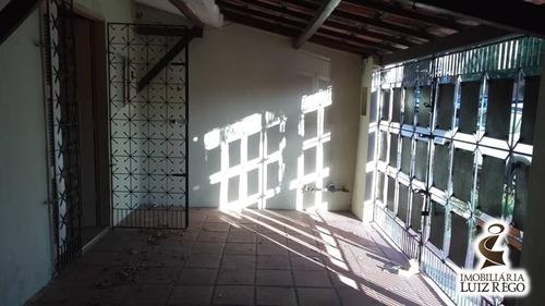 ca1536- aluga casa na maraponga, 3 quartos(1 suíte), 1 vaga.