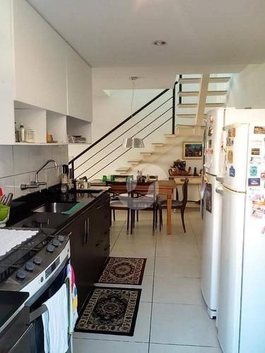 ca1590  casa duplex 112m² excelente acabamento e ambientes espaçosos (av central - itaipú) - ca1590