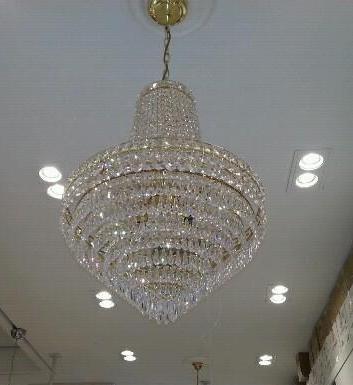 ca24878 lustre em cristal 5 lampadas dourado made. Black Bedroom Furniture Sets. Home Design Ideas