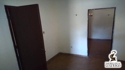 ca902- aluga casa no monte castelo, 2 quartos, 1 vaga, 120m2