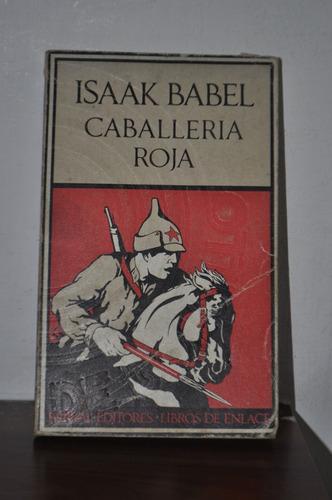 caballería roja. por isaak babel