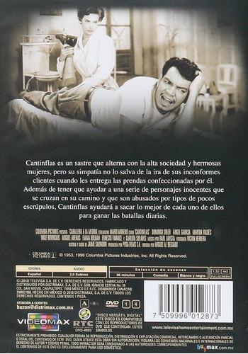caballero a la medida por siempre cantinflas pelicula dvd