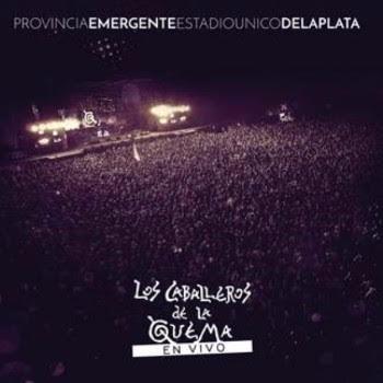 caballeros de la quema vivo provincia emergente cd dvd stock