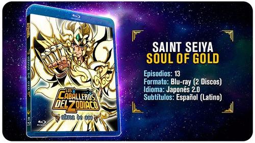 caballeros del zodiaco alma de oro saint seiya soul of gold