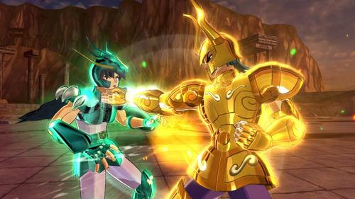 caballeros del zodiaco brave soldiers formato digital ps3