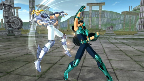 caballeros del zodiaco brave soldiers ps3