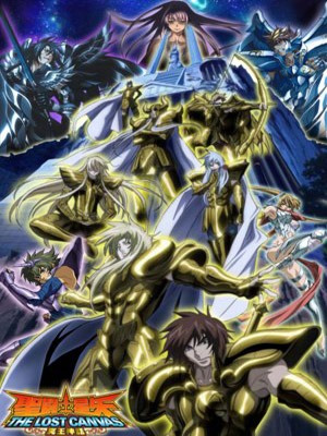 caballeros del zodiaco saga completa dvd o pc envio gratis