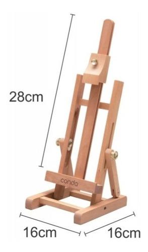 caballete de mesa 28 cms