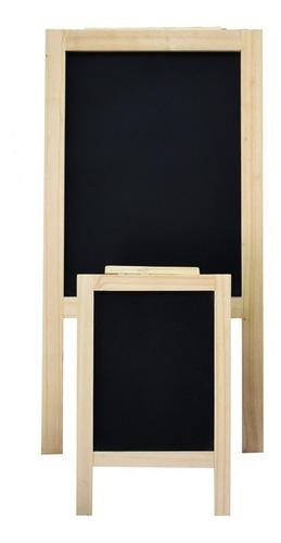 caballete de tiza arqueta tablero 50 x 35 cm mdf