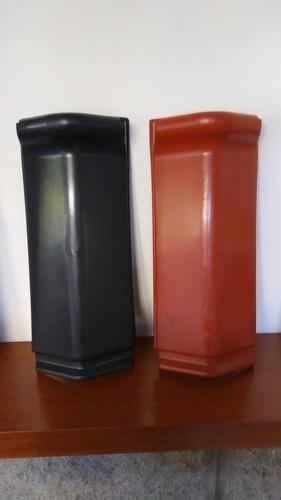 caballete frances plastico antigranizo colores varios