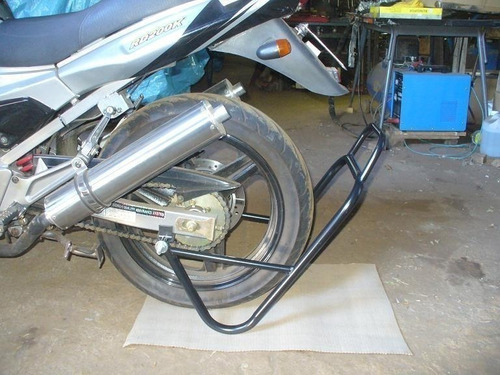 caballete levanta motos trasero universal