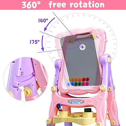 caballete magnético para niños