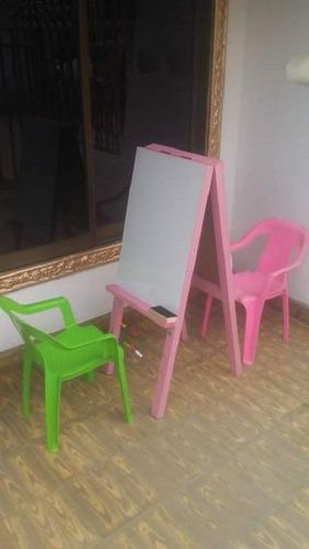 caballete para pintar