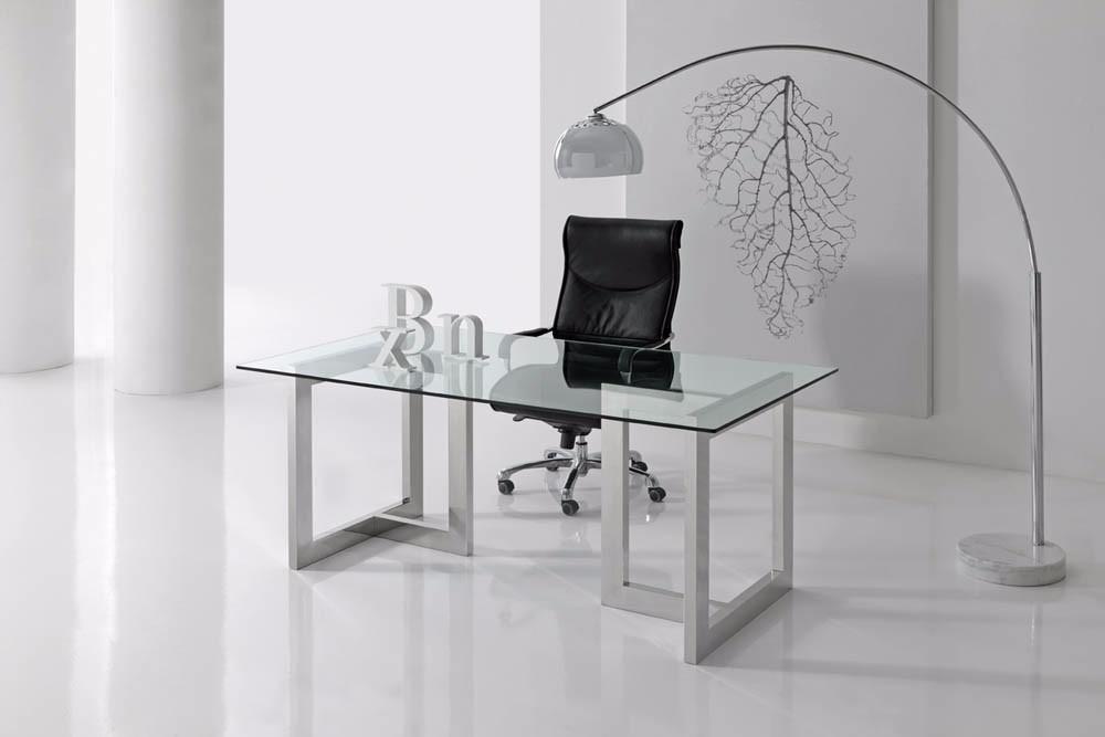 caballetes escritorio mesa estilo industrial hierro madera