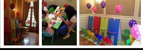 caballetes para fiestas infantiles