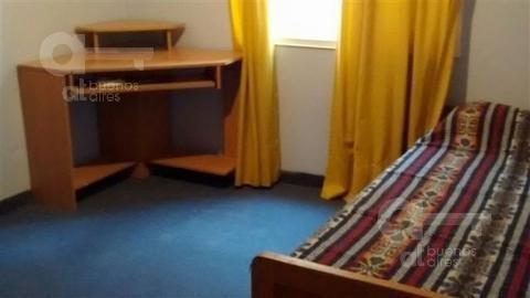 caballito. departamento 4 ambientes. alquiler temporario sin garantías.