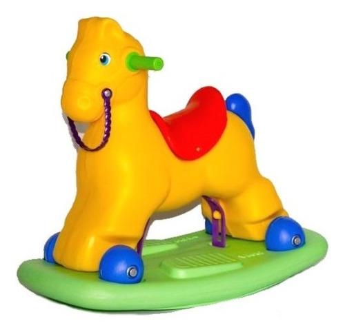 caballito mecedor juguete