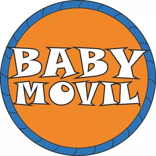 caballito mecedor plastico rodacross babymovil cab/01