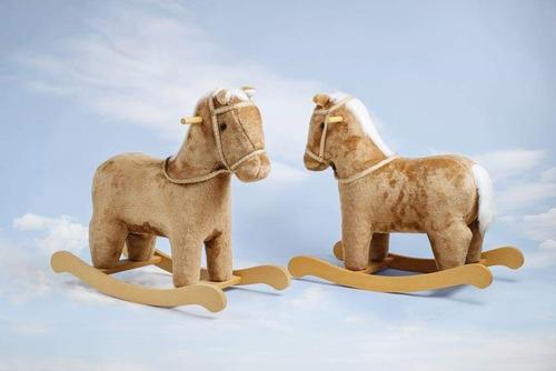 caballito oveja mecedora hamaca - pony caballo juguetes