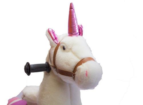 caballito pony funny unicornio con ruedaandador hasta 8 años