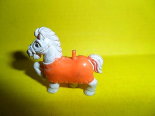 caballo caballito caballero jack juguete muñeco miniatura