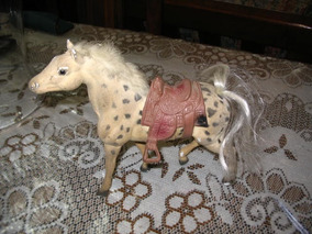 Juguete Caballo Horse Real Original Caballito Adorno Montur rdCxtshQ