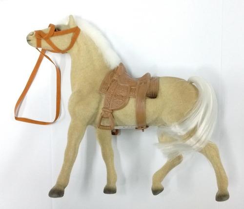 caballo de felpa 20x20 cm animales regionales varios modelos