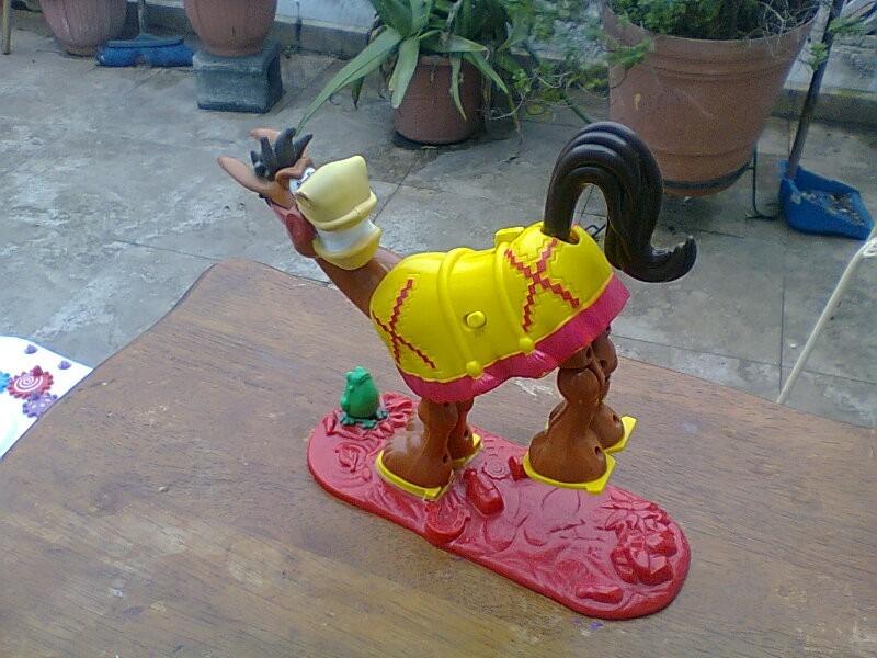 Caballo De Juguete Toy Story Juego De Mesa Coleccion 150 00