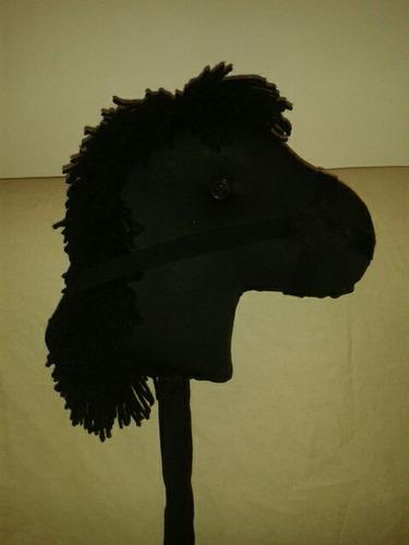 caballo de palo