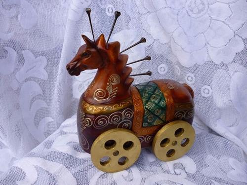 caballo de ruedas