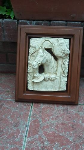 caballo establo marco madera disponible!!
