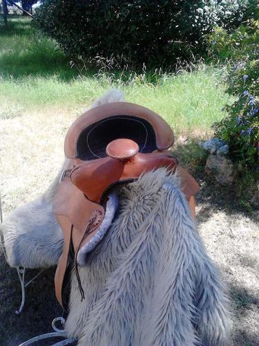 caballo / montura texana
