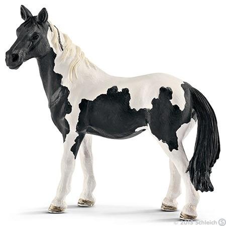 caballo pinto 2015 schleich  jugar /coleccionar/maquetas