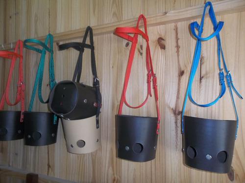 caballo - trompetas en goma - evite cólicos!!!