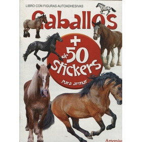 Caballos + 50 Stickers