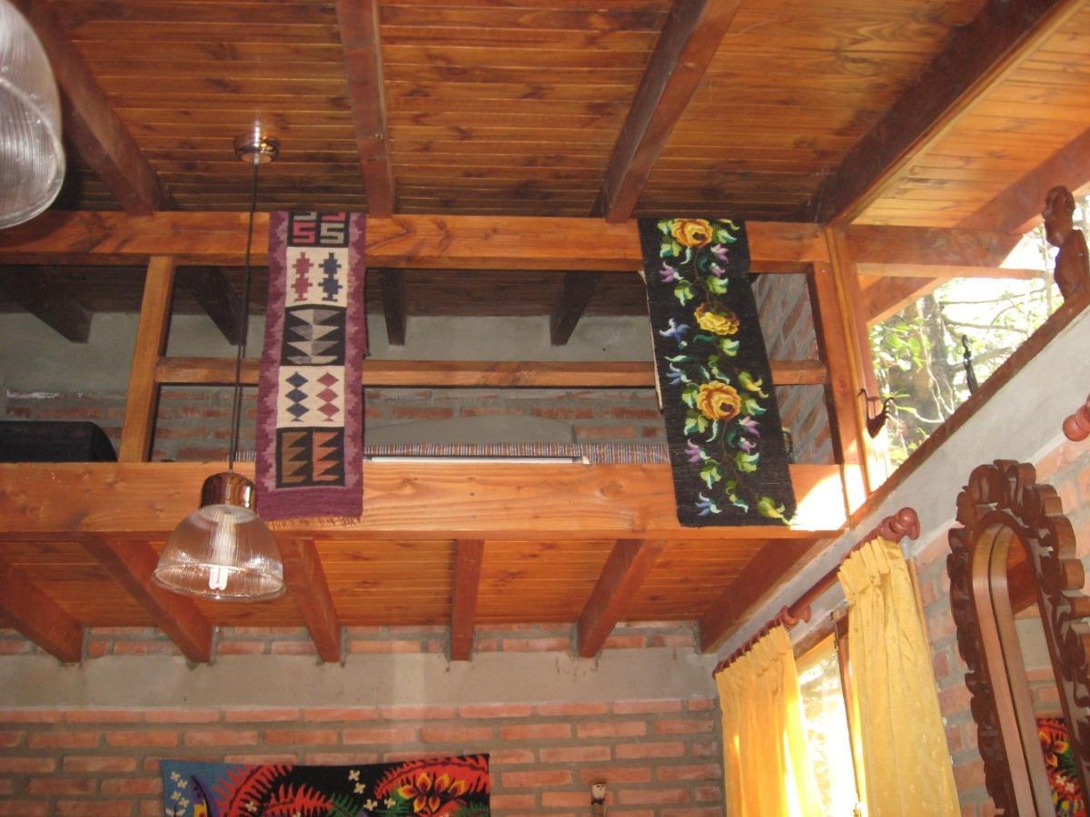 cabaña 1 amb - bariloche -  cerro campanario